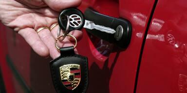 Viele Europäer würden ihr Auto verleihen