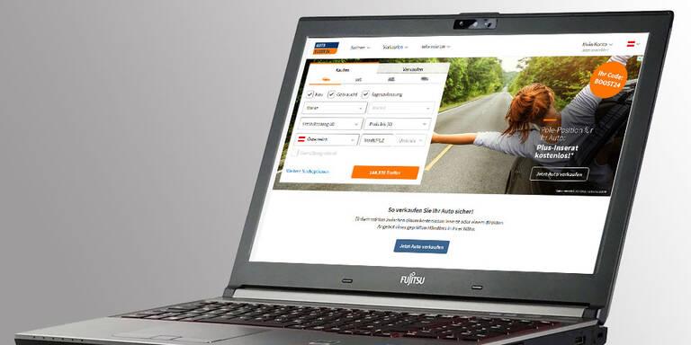AutoScout24 ummittelbar vor Verkauf