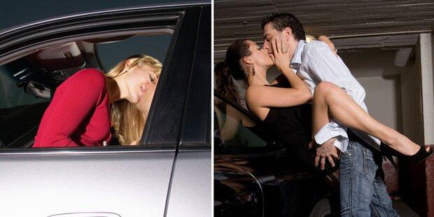 Fahrer dieser Automarke masturbieren am meisten