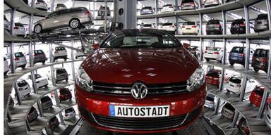VW legt weitere Sonderschichten ein