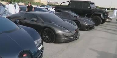 120 Mio. Euro: Teuerstes Autotreffen der Welt