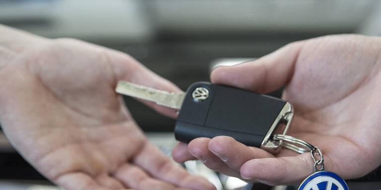 Haftpflicht besteht auch für ungenutztes Auto