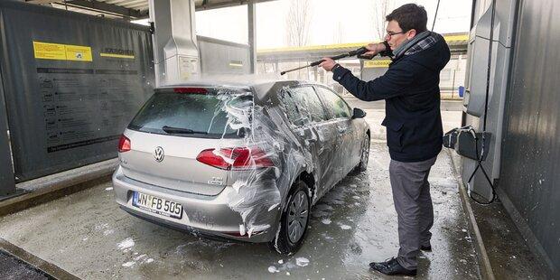 Wer hat das schmutzigste Auto Österreichs?