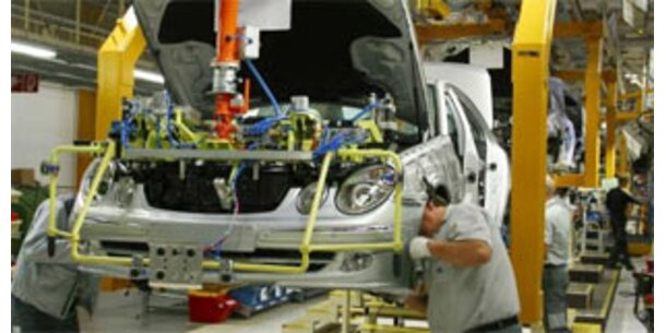 Milliardenstrafen für Autobauer wegen Klimaschutz