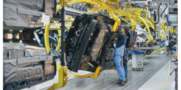 Kurzarbeit für Zehntausende bei dt. Autobauern