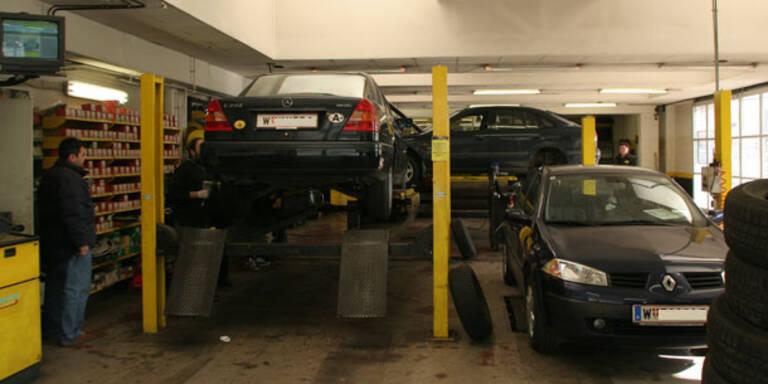 37 Fahrzeugrückrufe im ersten Halbjahr 2011
