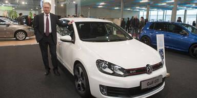 Auto Wien 2011-  VWs Automesse gestartet