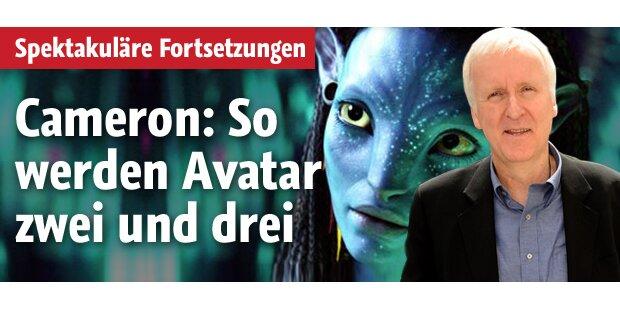 Cameron: So werden Avatar-Fortsetzungen