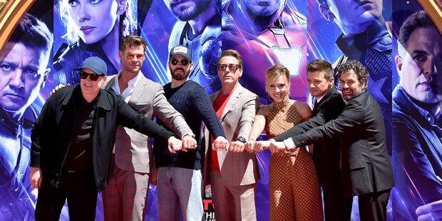 Avenger-Team: Das sind neue Projekte