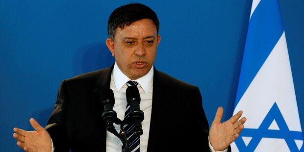 Israel: Rücktritt wegen Rechtsrucks