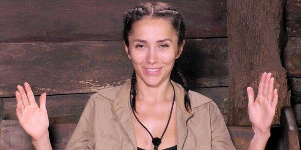 Anastasiya Avilova fliegt aus dem Dschungelcamp