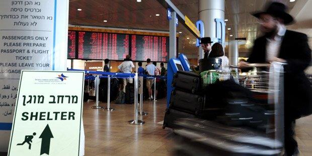 Landeverbot für Tel Aviv aufgehoben
