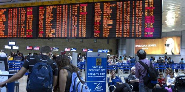 AUA & Fly Niki stoppen Flüge nach Tel Aviv