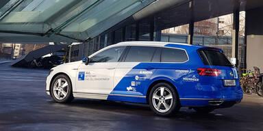 AVL zeigt günstiges Brennstoffzellenauto