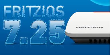 FritzOS 7.25 macht Fritzboxen (noch) besser