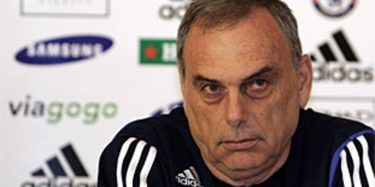 Bizarre Pressekonferenz vom Chelsea-Coach