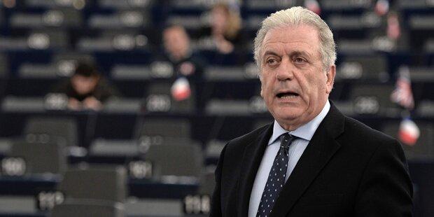 Avramopoulos: Europa wurde kalt erwischt