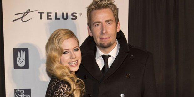 Avril & Chad: Uns gibt's nur im Doppel