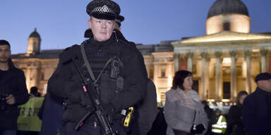 London: Festgenommene planten Terrorakt