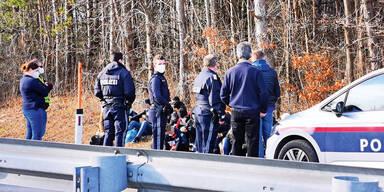 92 Flüchtlinge geschleppt: Polizei zerschlug Bande