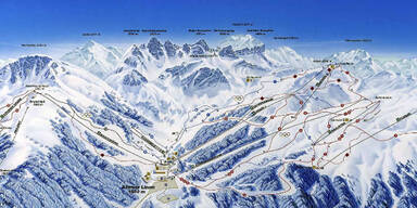 Massen-Rauferei in 2.010 Metern Höhe