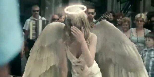 Axe - führt selbst Engel in Versuchung
