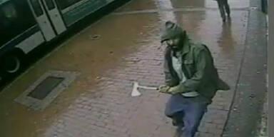 Islamist als Axt-Terrorist in New York