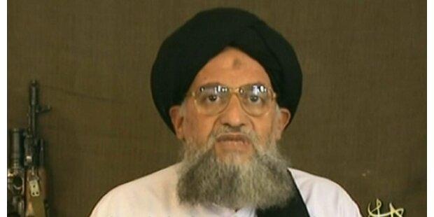 Al Kaida-Vize verspottet Bush