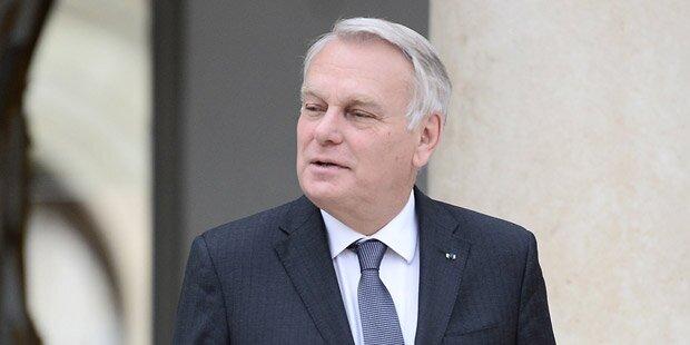 Hofburg-Wahl: Jean-Marc Ayrault