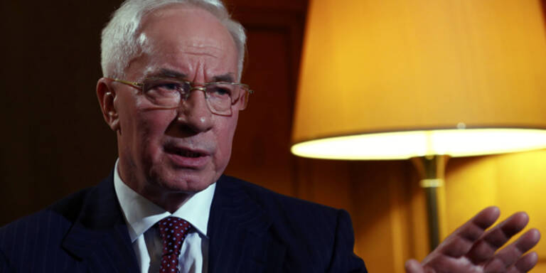 Kiew: Gesamte Regierung tritt zurück