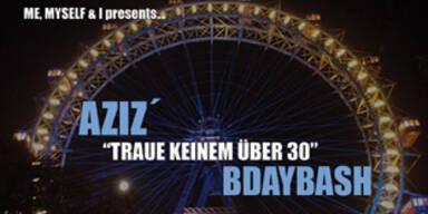 AZIZ's Birthday Bash @ The Zoo