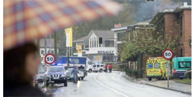 ETA ermordet Unternehmer im Baskenland
