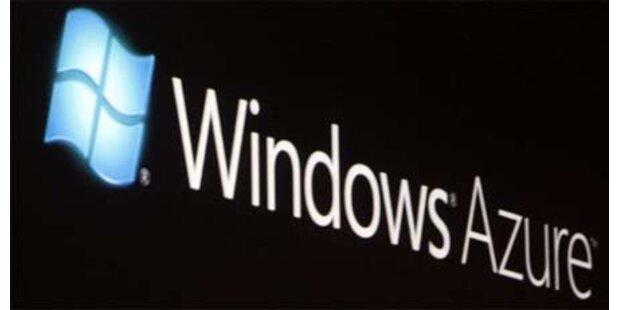 Microsoft startet Cloud-Computing-Dienst