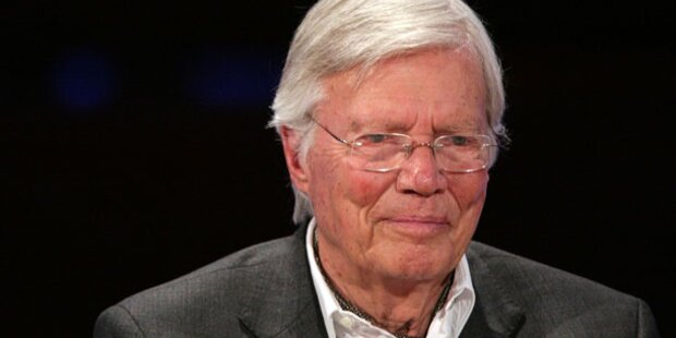 Karlheinz Böhm: Alzheimer-Tragödie