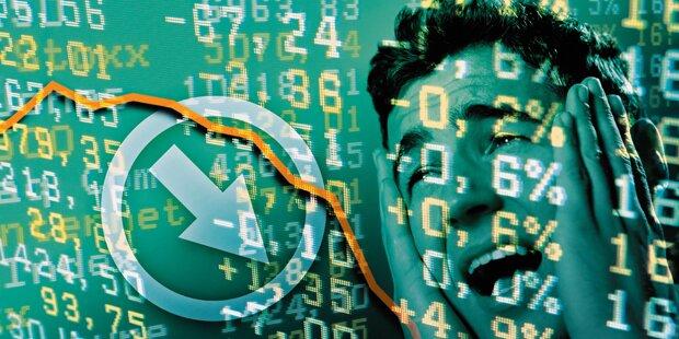 Börsen-Crash: Jetzt auch Wien betroffen