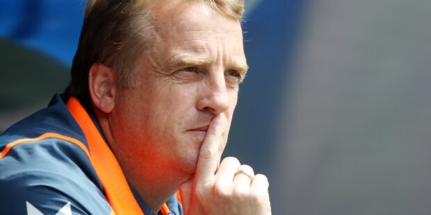 Mike Büskens wird neuer Rapid-Trainer