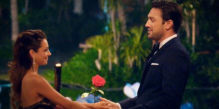 Bachelor: Letzte Rose geht an Kristina