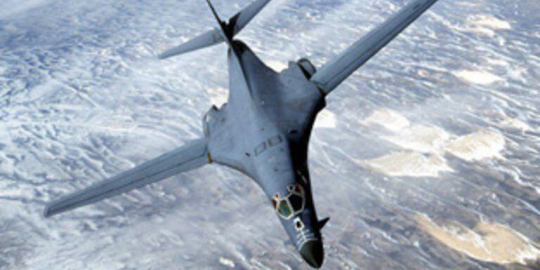 US-Kampfflugzeug explodiert bei Landung in Katar