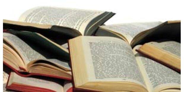 Frau verhaftet weil sie Bücher nicht zurück gab