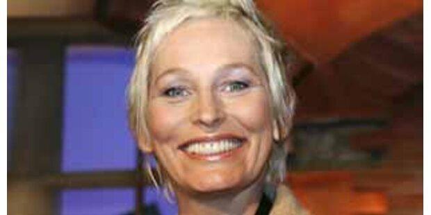 Bärbel Schäfer erwartet mit 44 zweites Kind