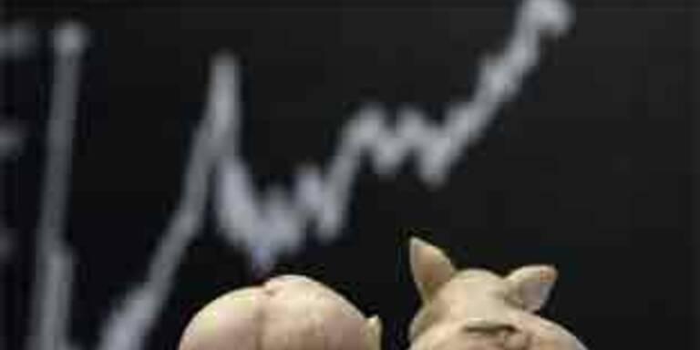 Europas Börsen tief in der Verlustzone