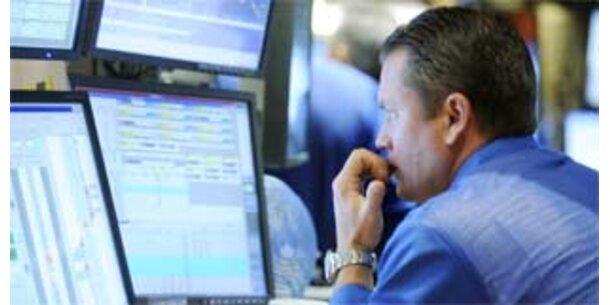 US-Börsen zu Handelsende unter Druck