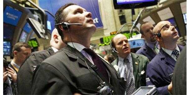 Börsen legen Atempause ein