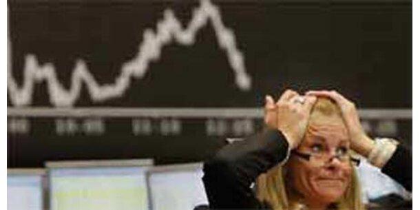 Österreichs Wirtschaft droht 4%-Minus