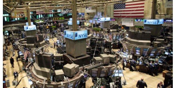 Dow Jones knackt 10.000er-Marke
