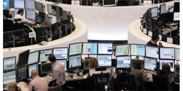 Nur ein Angebot für Warschauer Börse
