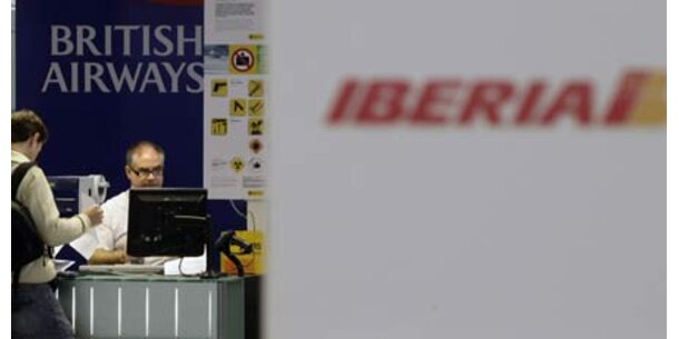British Airways und Iberia fusionieren