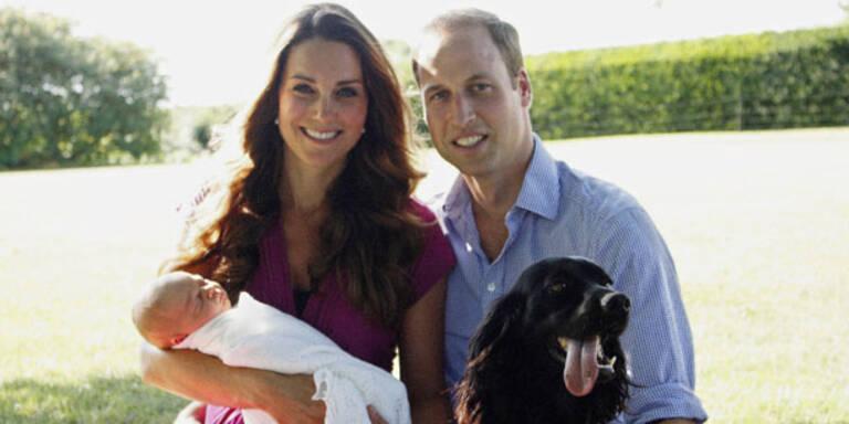 Prinz George: Alles über seine Taufe