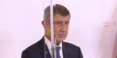 Tschechiens Ministerpraesident Andrej Babis verhaengt landesweiten Lockdown ab Donnerstag
