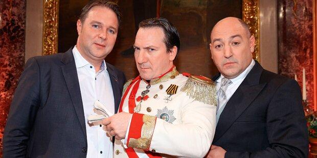 Traiskirchen-Stadtchef: Wutrede beim Kaiser